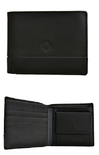 Obrázek z Peněženka Carraro Stripe 871-ST-01 černá