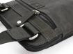 Obrázek z Taška crossbody kožená BHPC Explore L BH-381-01 černá 3 L