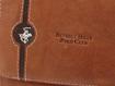 Obrázek z Taška crossbody kožená BHPC Explore M BH-383-75 tabáková 2 L