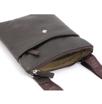 Obrázek z Taška crossbody kožená BHPC Virginia L BH-301-25 hnědá 2 L