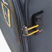 Obrázek z Cestovní kufr Aeronautica Militare Light L AM-210-70-23 šedá 105 L
