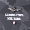 Obrázek z Batoh Aeronautica Militare Camou 15 AM-364-01 černá 23 L