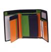 Obrázek z Peněženka Carraro Multicolour 838-MU-01 černá