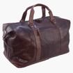 Obrázek z Cestovní taška Aeronautica Militare Vintage AM-306-25 hnědá 26 L