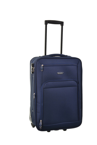 Obrázek z Cestovní kufr Dielle 2W S TSA 755-55-05 modrá 37 L