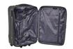 Obrázek z Cestovní kufr Dielle 2W S TSA 755-55-23 antracitová 37 L