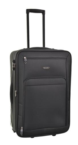 Obrázek z Cestovní kufr Dielle 2W M TSA 755-60-23 antracitová 61 L