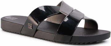 Obrázek Zaxy Reflex Slide 17830-90058 Dámské pantofle černé