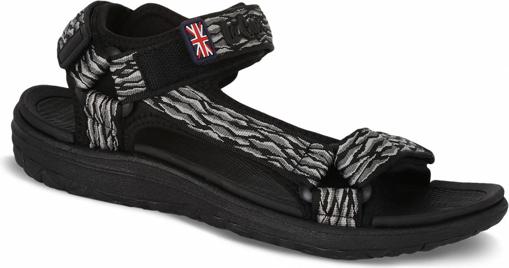 Obrázek z Lee Cooper LCW-20-34-011 Pánské sandály černé