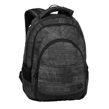 Obrázek Bagmaster DIGITAL 20 E Studentský batoh Black / Gray 23 L