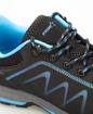 Obrázek z Ardon BLOOM G3319 Dámské polobotky černo / modré