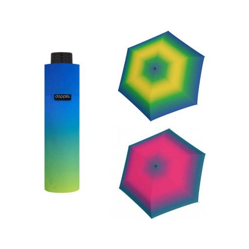 Obrázek z Doppler Havanna Fiber SPIRIT Dámský ultralehký mini deštník