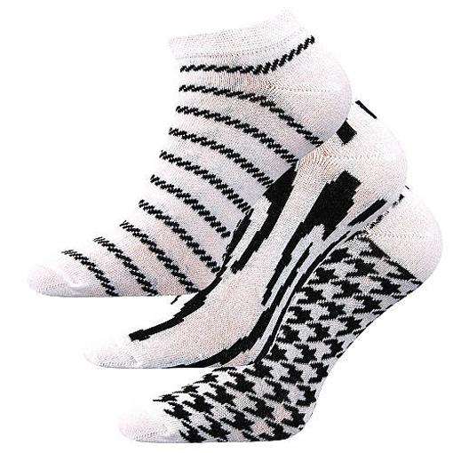Obrázek z BOMA ponožky Piki 34 bílá 3 pár