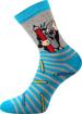 Obrázek z BOMA ponožky Krtek mix 2 / kluk 3 pár