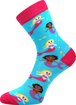 Obrázek z BOMA ponožky Filip 01 ABS mix C - holka 3 pár