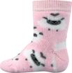 Obrázek z BOMA ponožky Dona ABS mix holka 3 pár