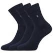 Obrázek z LONKA ponožky Dagles tmavě modrá 3 pár
