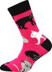 Obrázek z BOMA ponožky Filip 02 ABS mix C - holka 3 pár