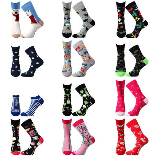 Obrázek z LONKA ponožky Tucet dámské 1 ks