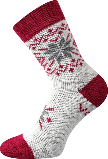Obrázek z VOXX ponožky Alta vzor F 1 pár