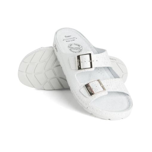 Obrázek z Batz Zorka White Dámské zdravotní pantofle
