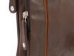 Obrázek z Taška crossbody kožená BHPC Explore L BH-381-25 hnědá 3 L