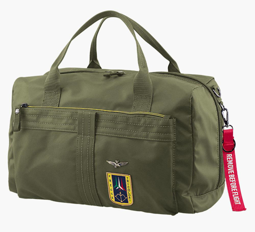 Obrázek z Kabinová taška Aeronautica Militare Frecce AM-346-33 khaki 22 L