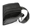 Obrázek z Taška cross BHPC Miami USB BH-1371-01 černá 1 L