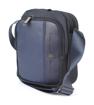 Obrázek z Taška cross BHPC Miami USB BH-1371-05 modrá 1 L