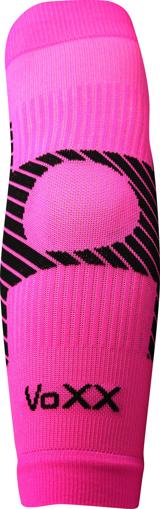 Obrázek z VOXX kompresní návlek Protect loket neon růžová 1 ks