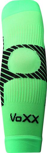 Obrázek z VOXX kompresní návlek Protect loket neon zelená 1 ks