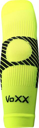 Obrázek z VOXX kompresní návlek Protect loket neon žlutá 1 ks