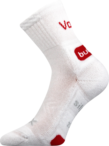 Obrázek z VOXX ponožky Aggresor bílá 1 pár
