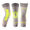 Obrázek z VOXX kompresní návlek Protect koleno světle šedá 1 ks