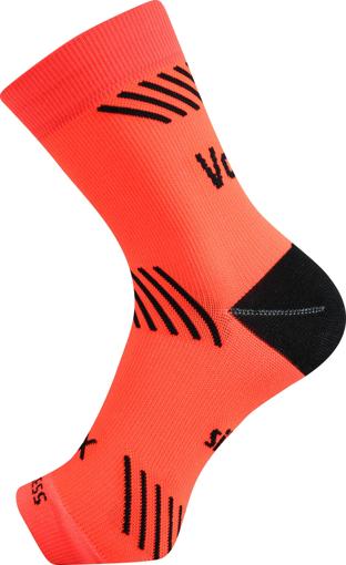 Obrázek z VOXX kompresní návlek Protect kotník neon oranžová 1 ks