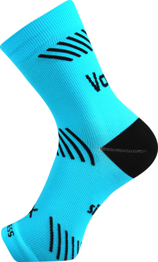 Obrázek z VOXX kompresní návlek Protect kotník neon tyrkys 1 ks