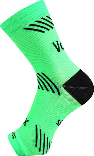 Obrázek z VOXX kompresní návlek Protect kotník neon zelená 1 ks