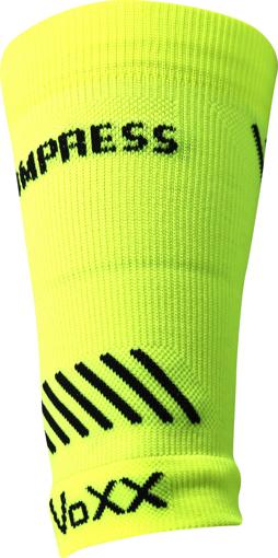 Obrázek z VOXX kompresní návlek Protect zápěstí neon žlutá 1 ks