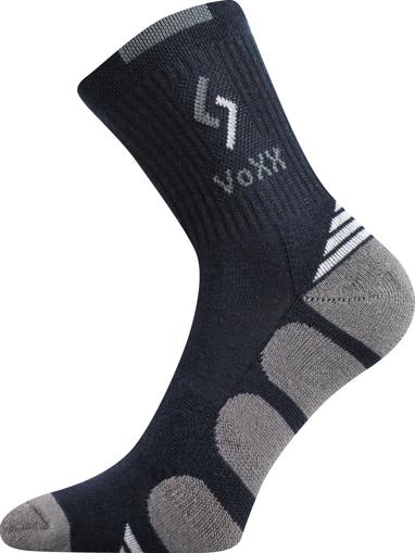 Obrázek z VOXX ponožky Tronic tmavě modrá 1 pár