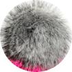 Obrázek z VOXX čepice Vignala růžová 1 ks