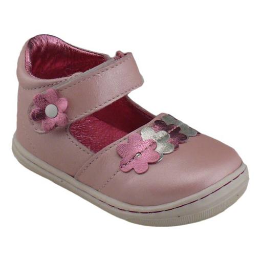 Obrázek z Pegres Dětské boty 1102 sv. růžová