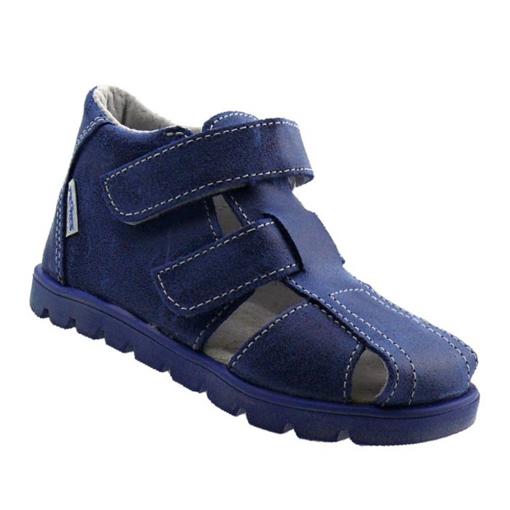Obrázek z Pegres O1201 Dětské sandály modré