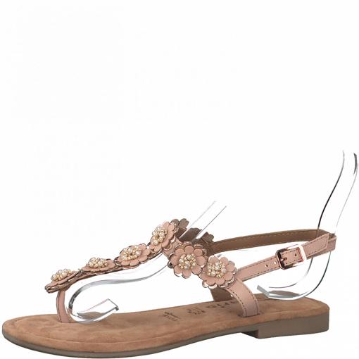 Obrázek z Tamaris 1-28123-26 596 Dámské sandály růžové