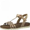Obrázek z Tamaris 1-28209-26 352 Dámské sandály zlaté