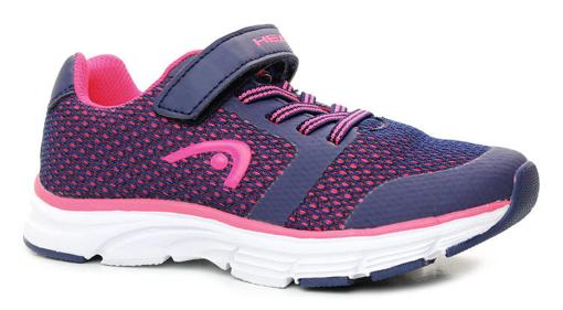 Obrázek z Head H4-507-25-16 Dětské boty modro / růžové