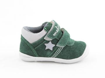 Obrázek Medico EX5001-M160 Dětské kotníkové boty zelené