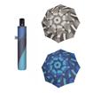 Obrázek z Doppler Magic Carbonsteel EUPHORIA Dámský skládací plně automatický deštník