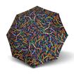 Obrázek z Doppler Mini Fiber EXPRESSION Dámský skládací mechanický deštník