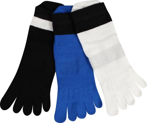 Obrázek z BOMA ponožky Prstan-a 01 modrá 1 pár