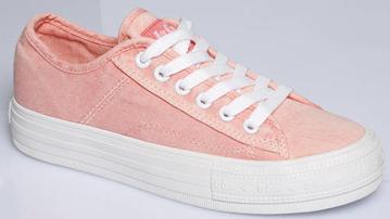 Obrázek Lee Cooper LCW-21-31-0125L Dámské tenisky růžové